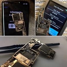 Naprawa iPhone X – brak zasięgu